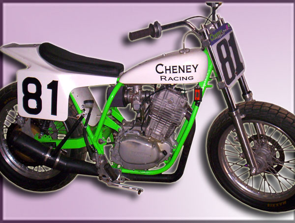 Cheney Engineering - Flat Track Racing Accessories